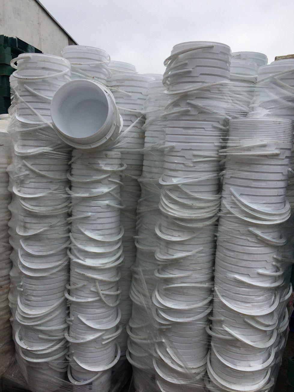 Полипропилен ведра отходы