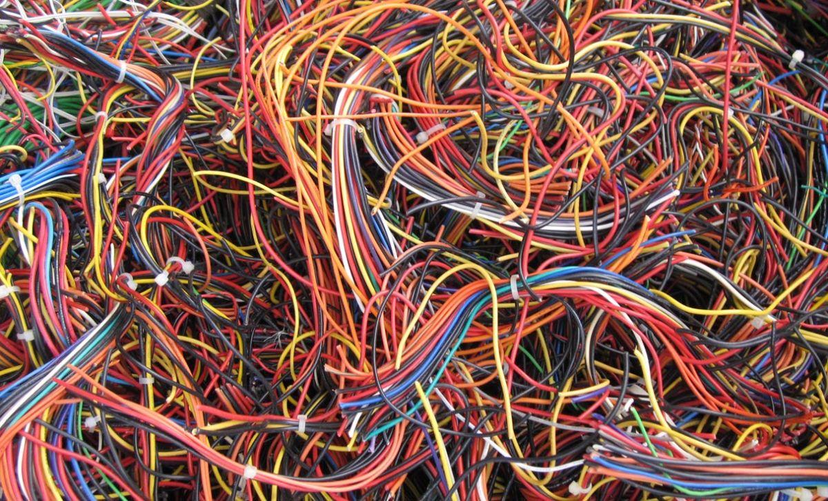 ПВД отходы кабеля