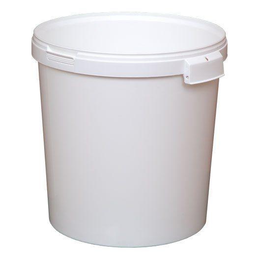 Белый пластик отходы