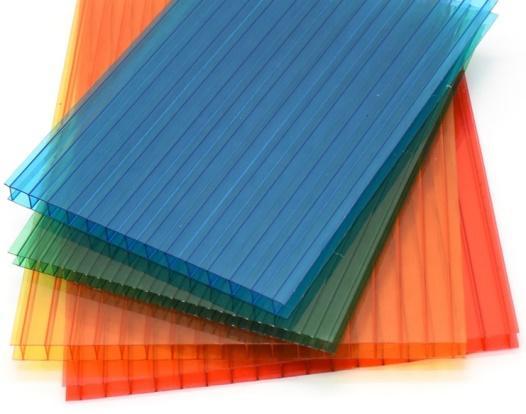 Цветные отходы поликарбонат