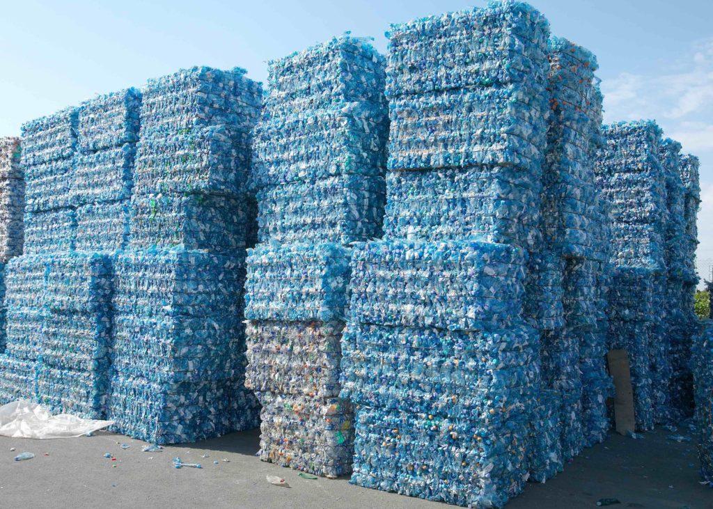 Отходы пластика сдать