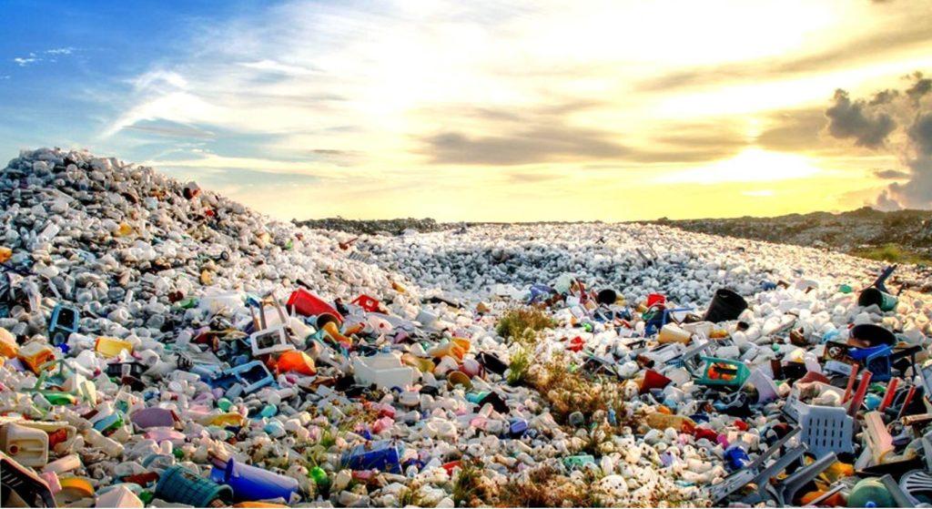 Отходы пластика москва